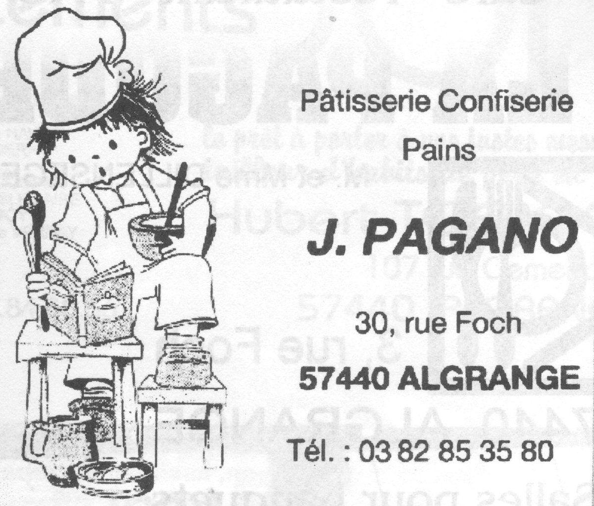 Publicités de 1987 et 1996