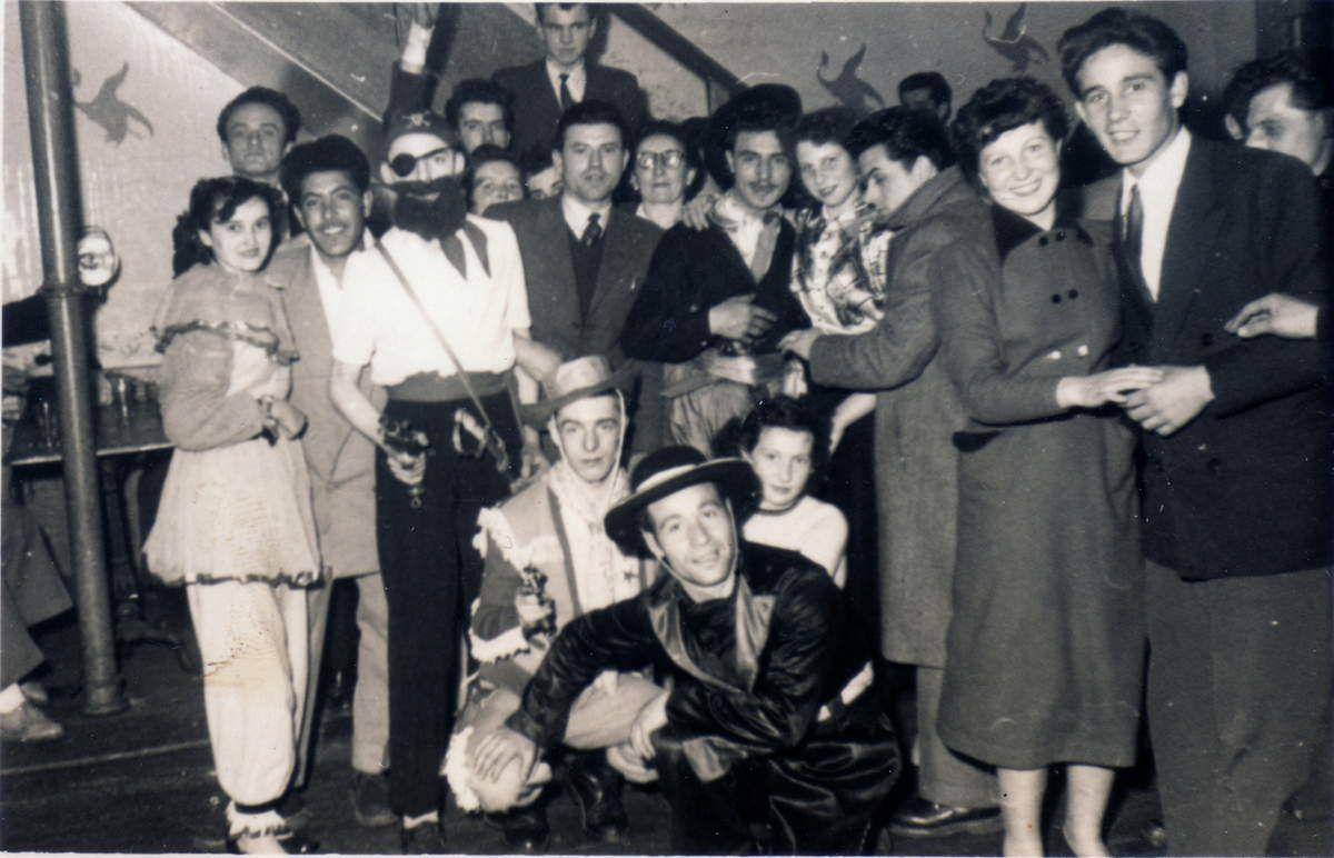 Anciens carnavals d'Algrange (sans dates).....