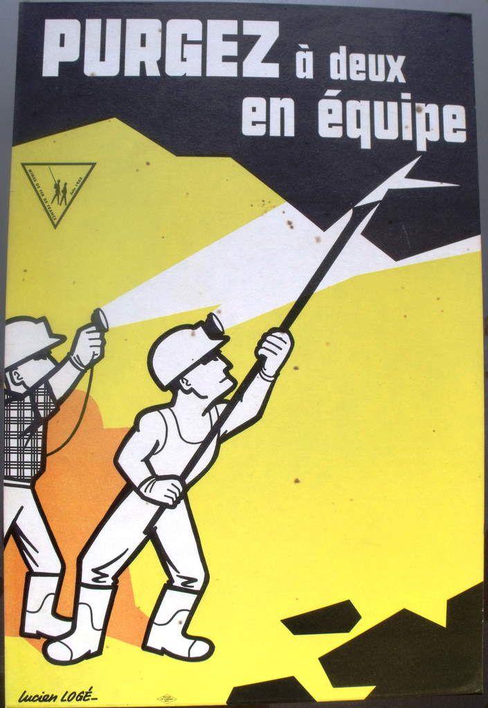 La sécurité dans les mines de fer d'Algrange (1)