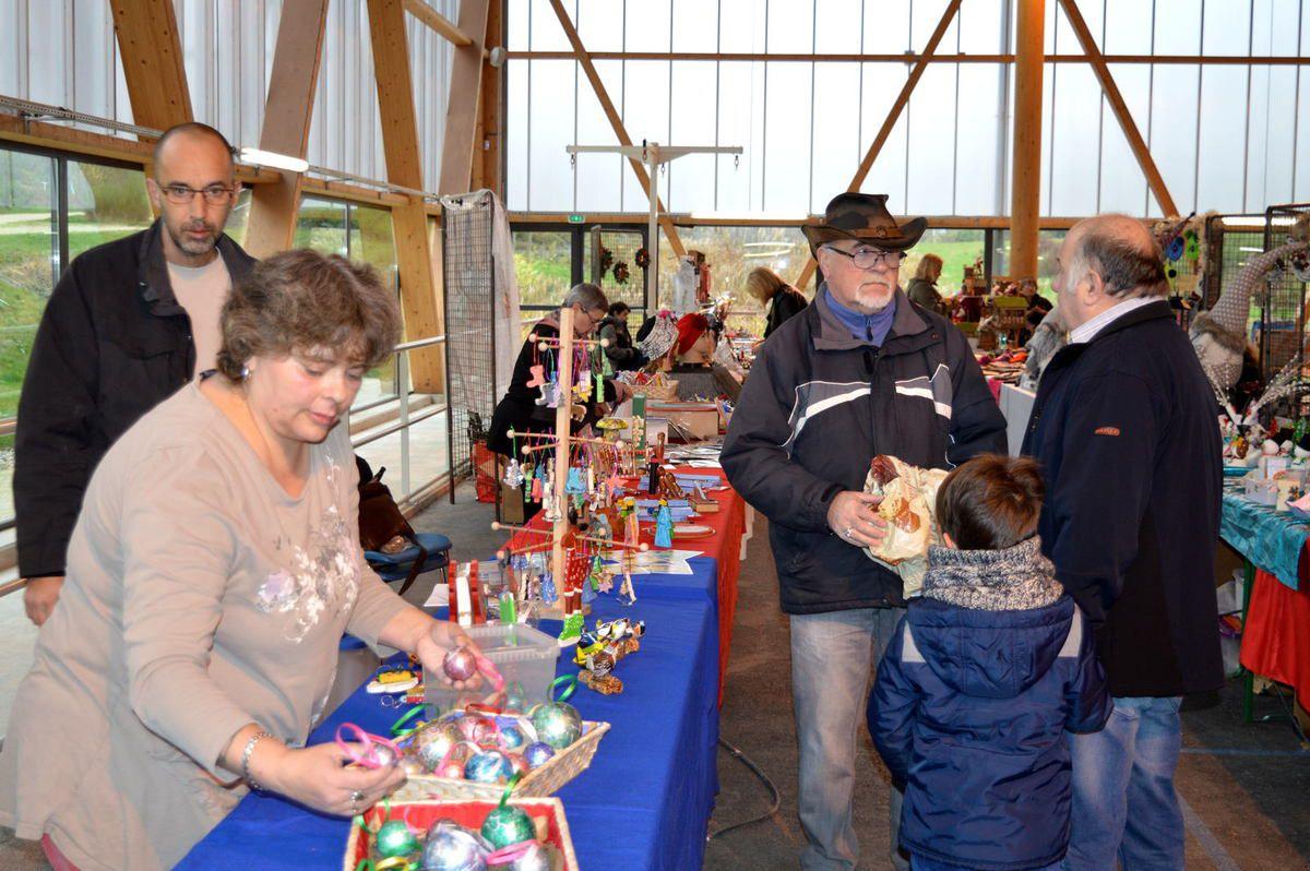 Marché de Noël 2016 à Algrange