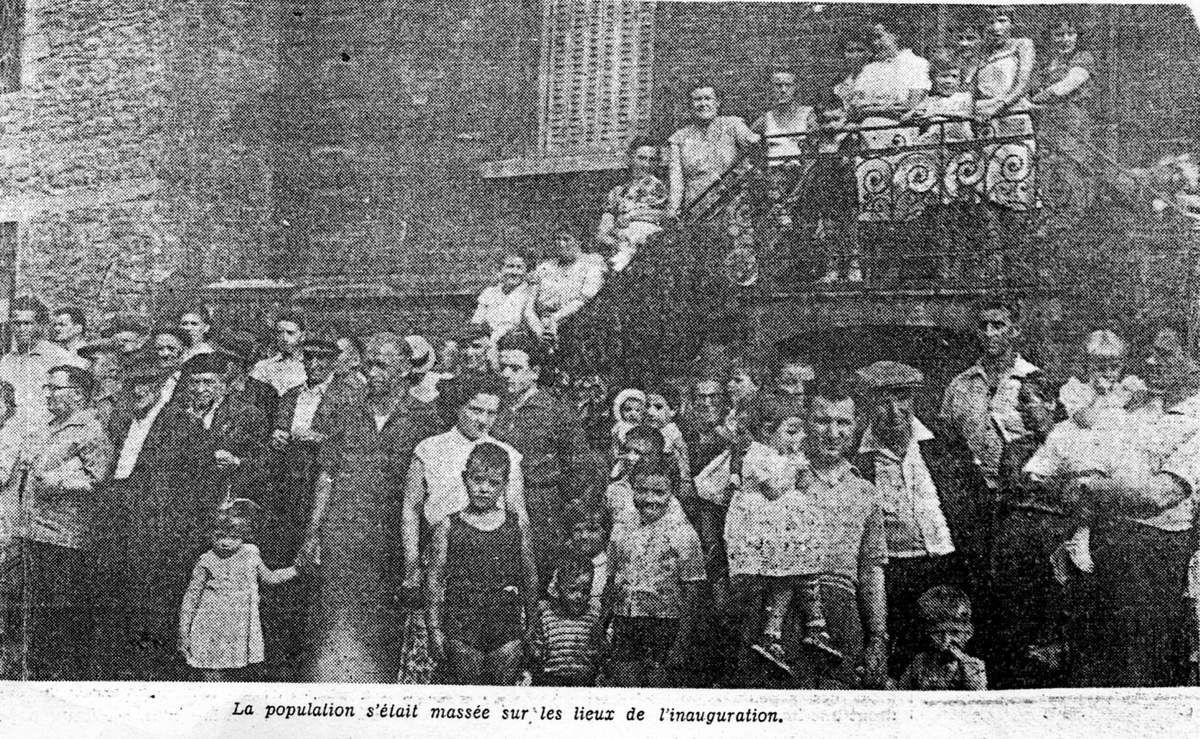 Article du Républicain Lorrain du 26 juillet 1959