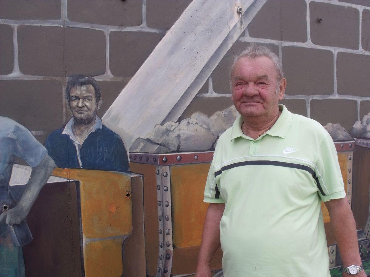 Hommage à Joseph LEDER d'Algrange, dit PINO