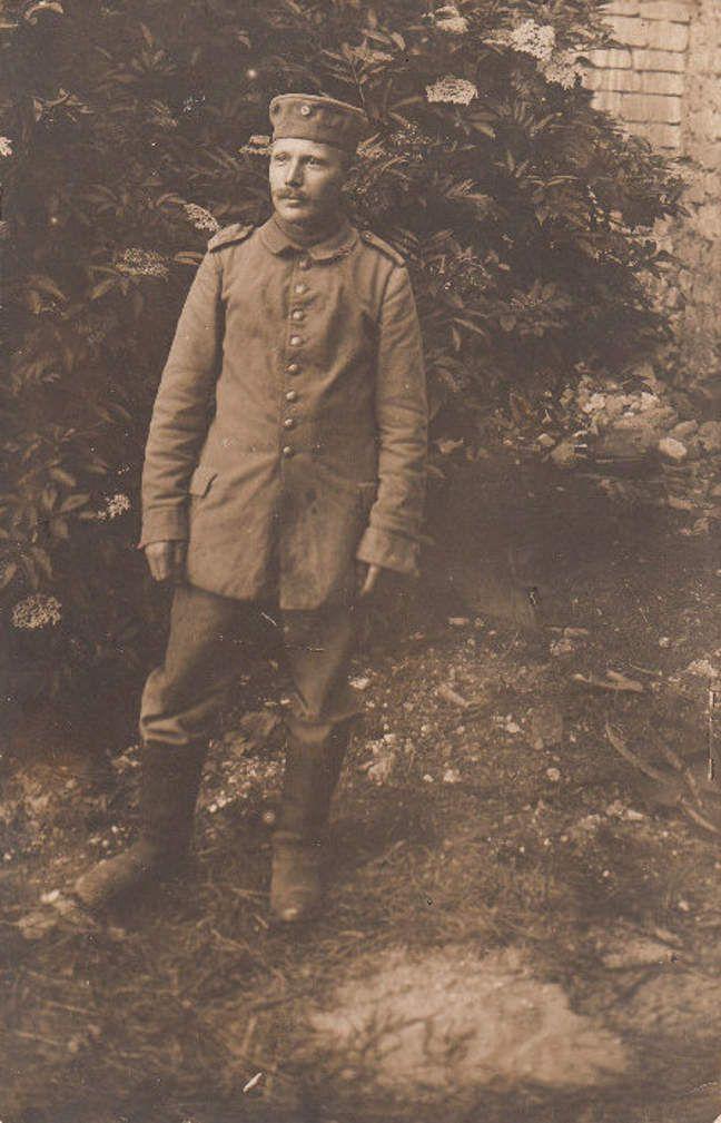 Soldats nés à Algrange, morts sous l'uniforme allemand entre 1914 et 1918