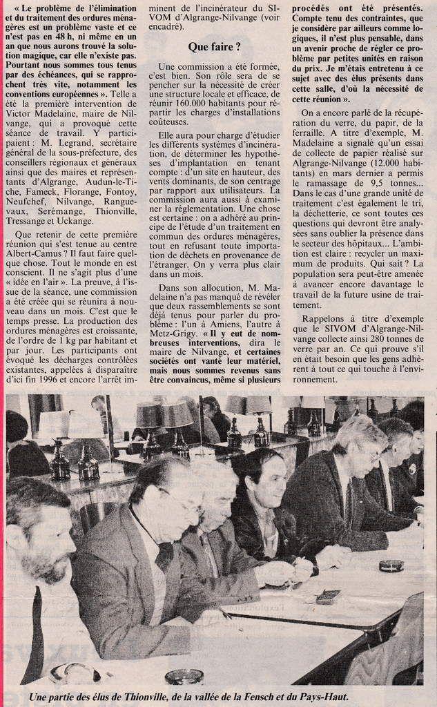 RL du 22 avril 1992