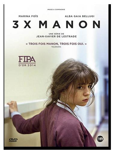 Trois fois Manon   (filmographie)