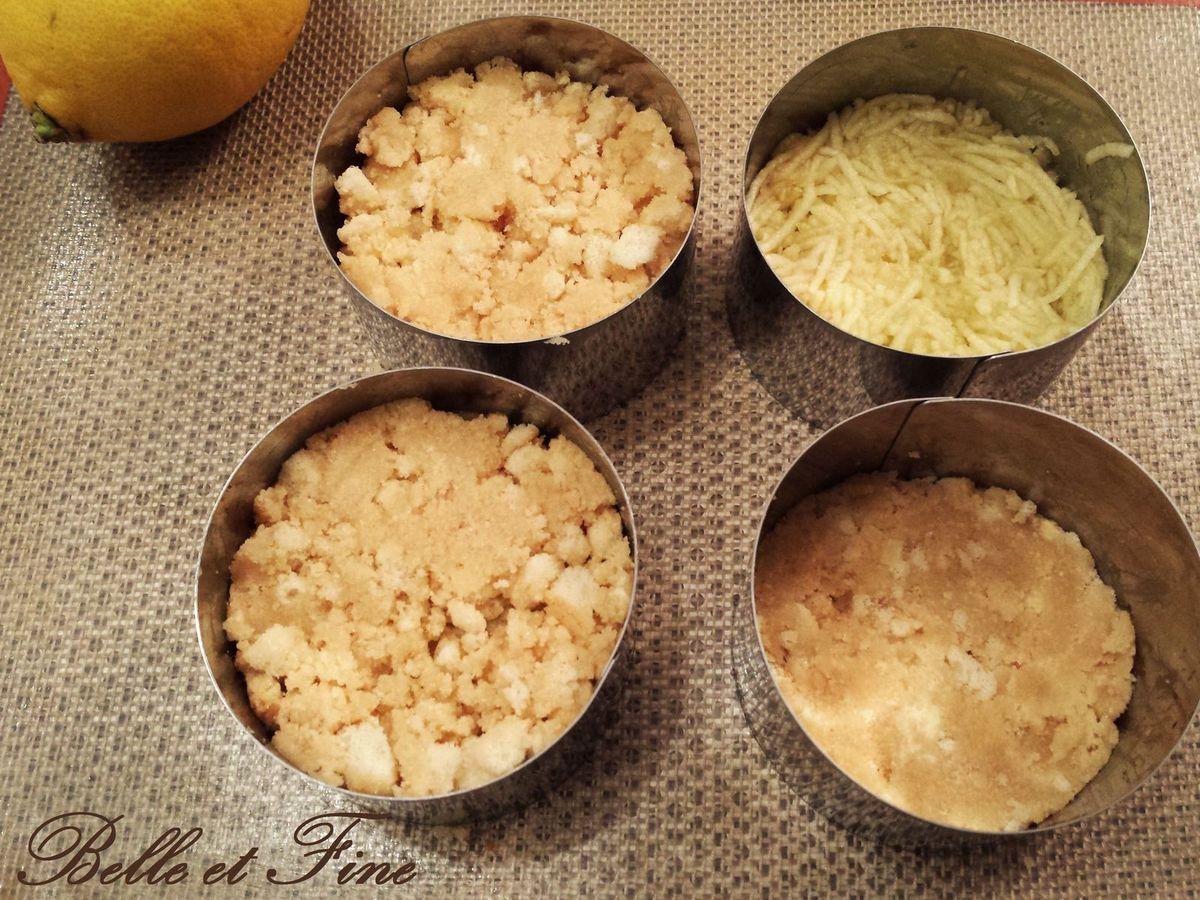 Gâteau suédois aux pommes et aux amandes