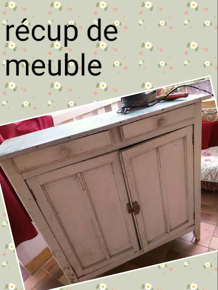 r cup de meuble vintage loisirs cr atifs cr ations manuelles peinture dessin fimo cuisine. Black Bedroom Furniture Sets. Home Design Ideas
