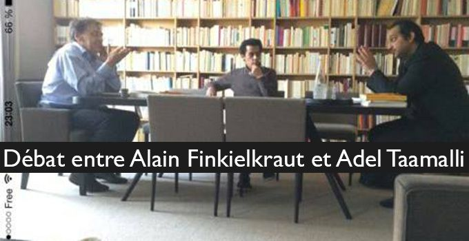 Le vivre-ensemble en France : Débat entre Alain Finkielkraut et Adel Taamalli (Partie II)