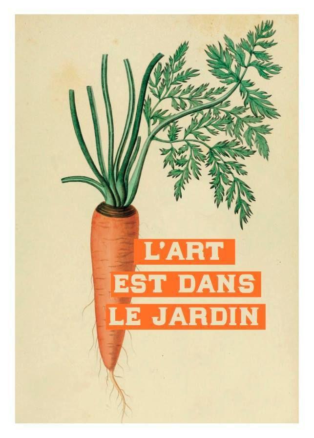 L'ART EST DANS LE JARDIN: JARDIN PARTAGE DU PERCY LE 26 SEPTEMBRE