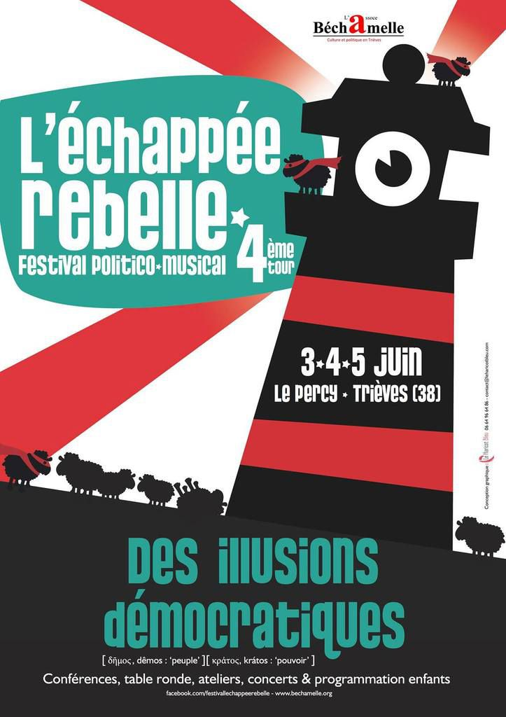 FESTIVAL ECHAPPEE (RE)BELLE: 03-04-05 JUIN - LE PERCY