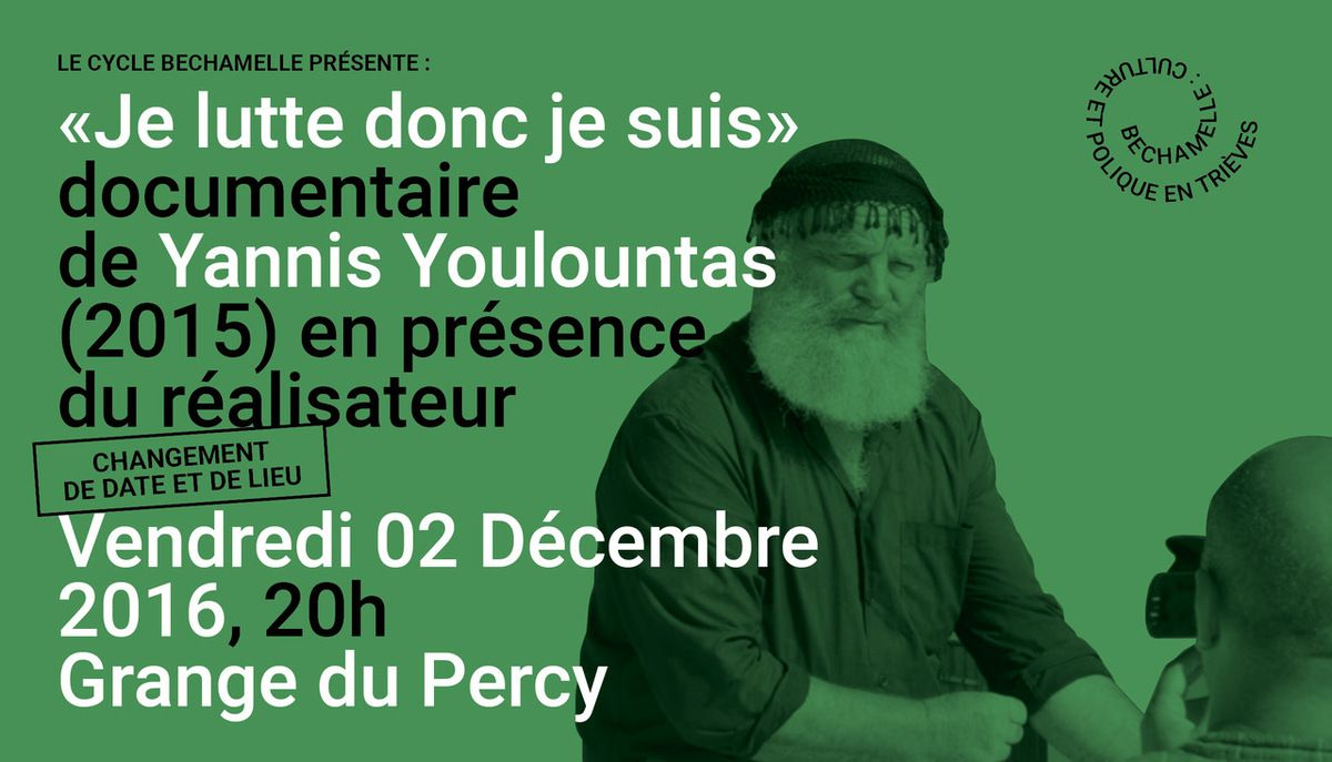 DOCUMENTAIRE: LE 02 DECEMBRE 20H00 - LA GRANGE