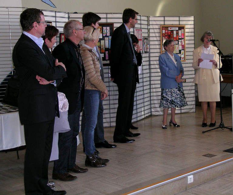 Salon du signet 2014: inauguration