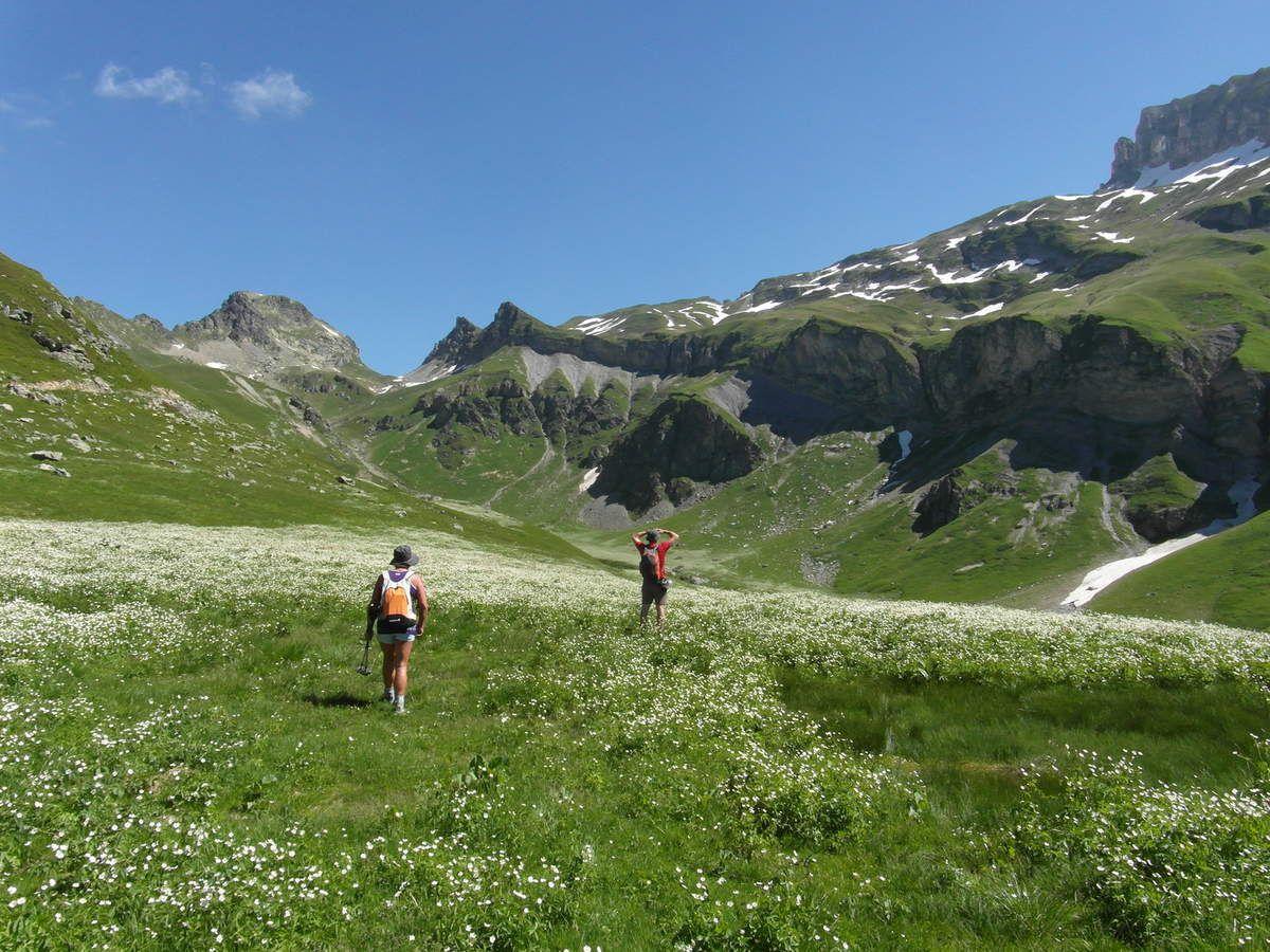 La montagne, c'est aussi très beau en été !