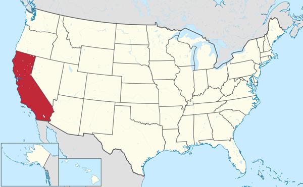Californie (États-Unis)