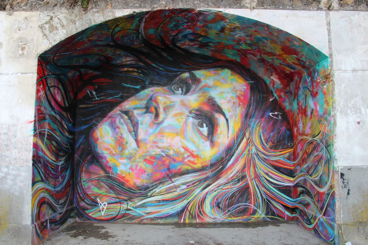 David Walker - Fort d'Aubervilliers