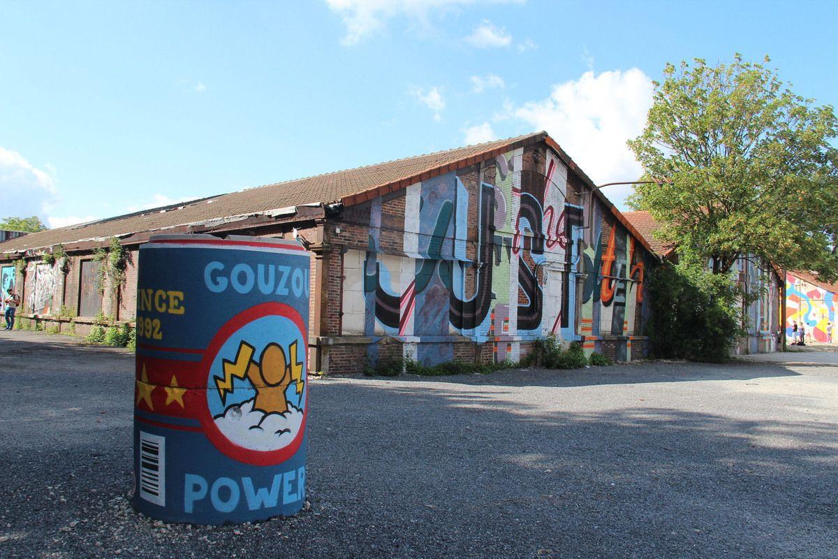 Jace - Fort d'Aubervilliers