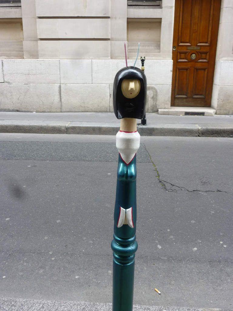 Le Gang des Potelets - Paris 4e