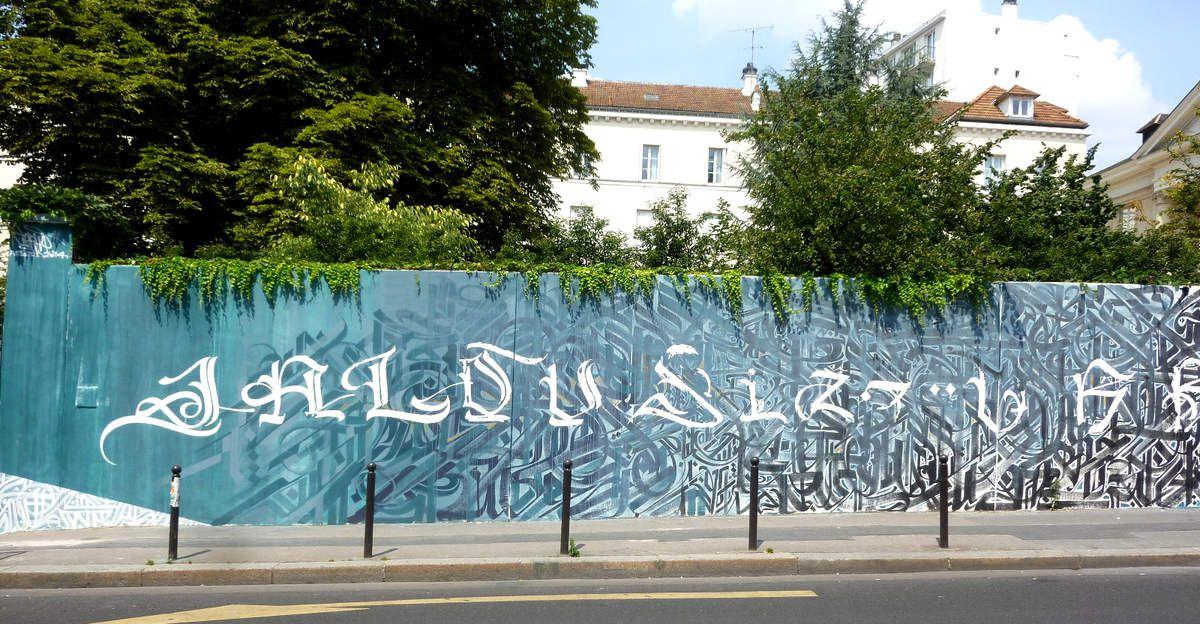 Vincent Abadie Hafez - Paris 20e