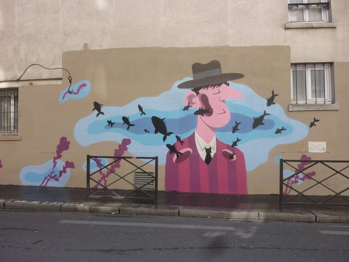 Mr Pee - Paris 20e