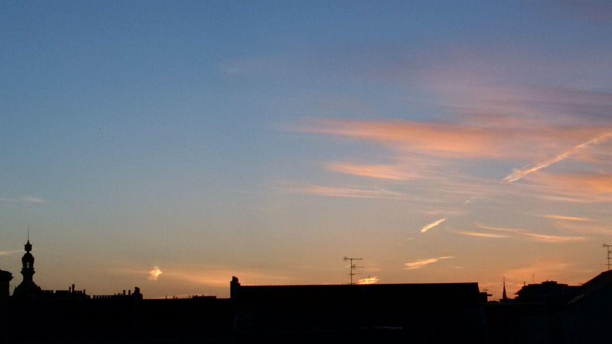 Lever de soleil du 06/06/2014 - Nantes 06:03 AM - BlackBerry Z30