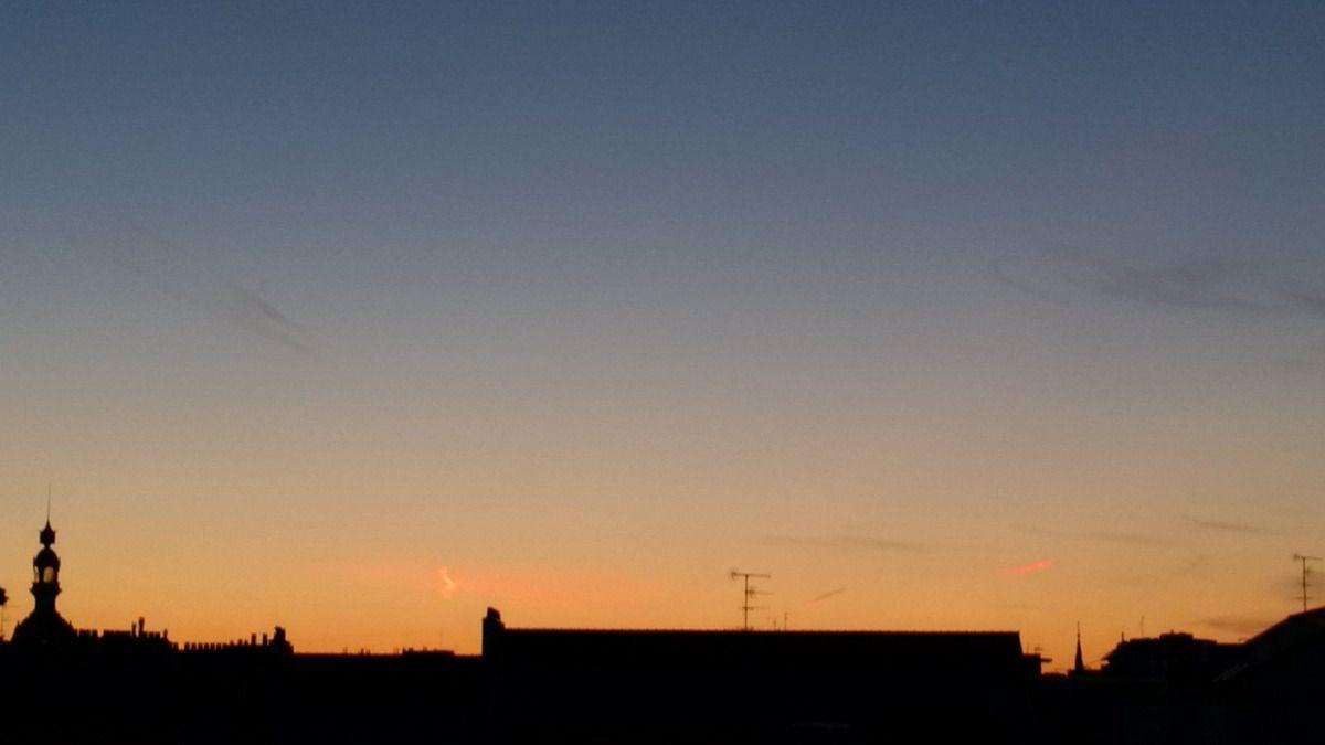 Lever de soleil du 06/06/2014 - Nantes 05:41 AM - BlackBerry Z30