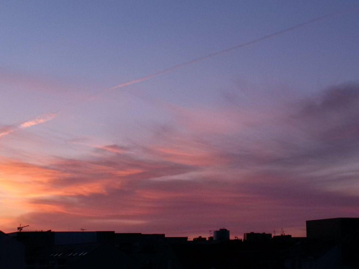 Lever de soleil du 06/06/2014 - Nantes 06:02 AM - BlackBerry Z30