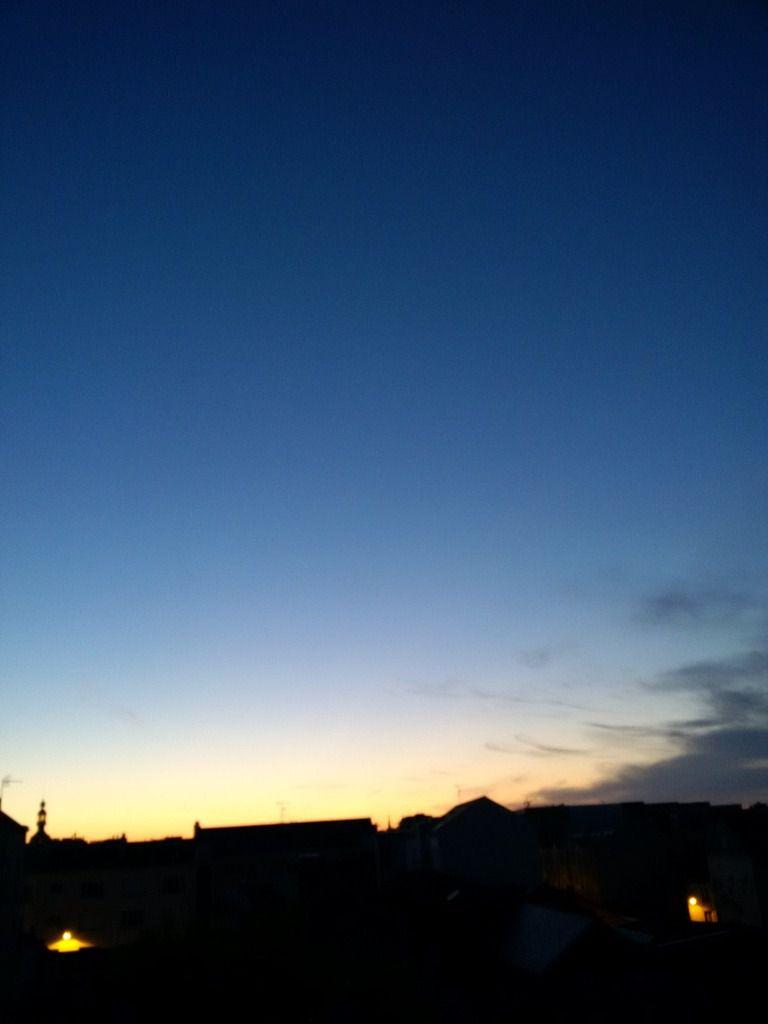 Lever de soleil du 06/06/2014 - Nantes 05:39 AM - BlackBerry Z30