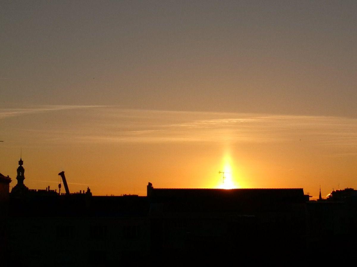 Lever de soleil du 20/06/2014 - Nantes 06:26 AM - BlackBerry Z30