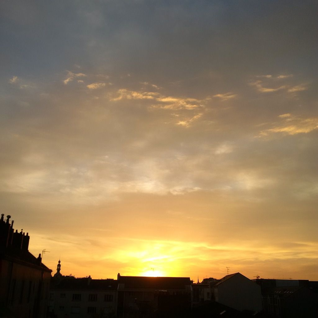 Sunrise 22/06/2014 - Nantes 06:25 AM - BlackBerry Z30