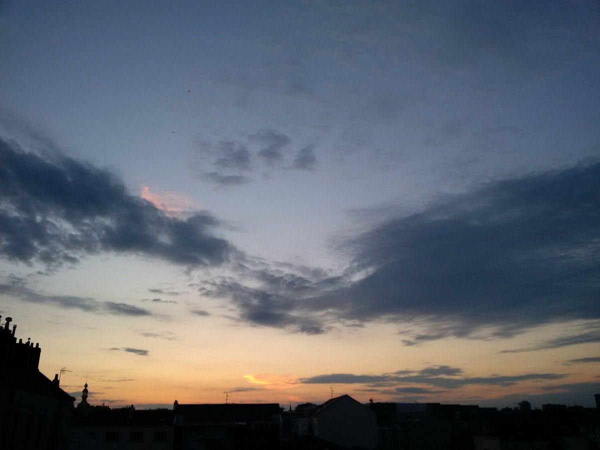 Sunrise 02/07/2014 - Nantes 06:06 AM - BlackBerry Z30