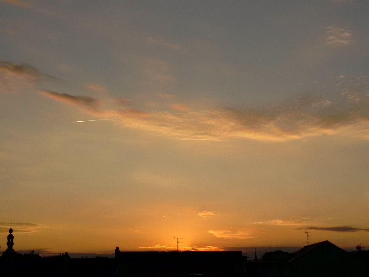 Sunrise 02/07/2014 - Nantes 06:30 AM - BlackBerry Z30