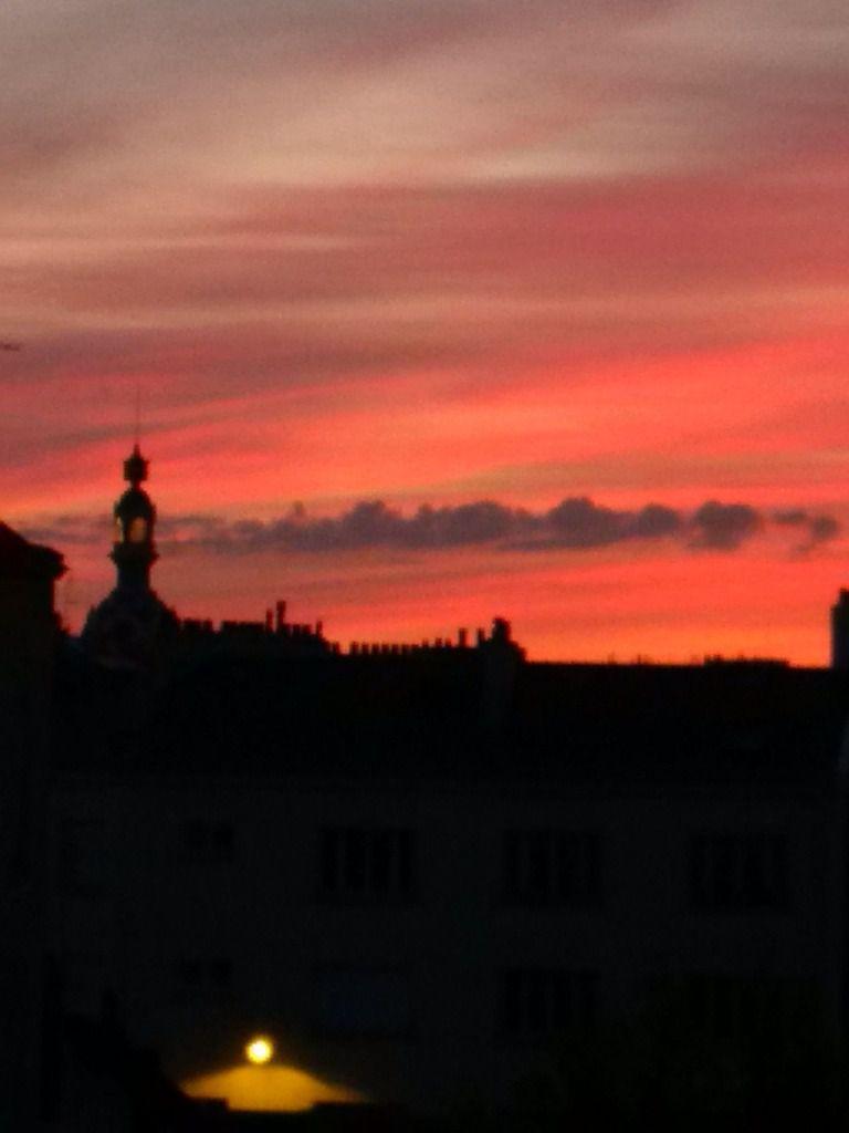 Sunrise 07/07/2014 - Nantes 05:57 AM - BlackBerry Z30