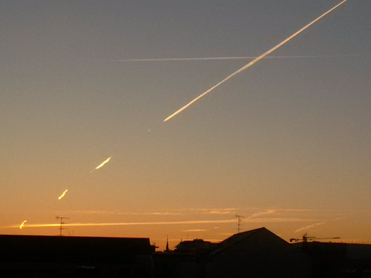 Strange Sky du 14/07/2014 - Nantes 06:21 AM - BlackBerry Z30