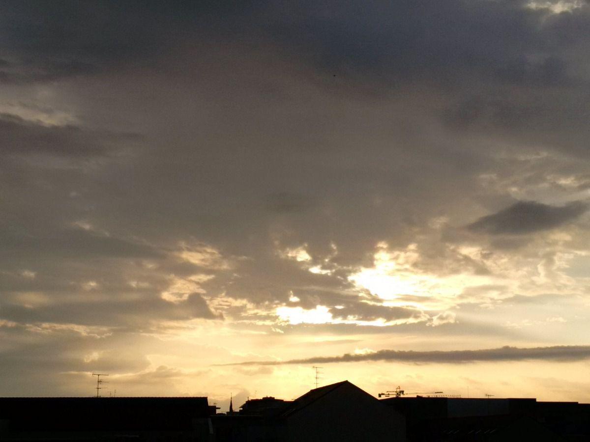 Sunrise 20/07/2014 - Nantes 07:22 AM - BlackBerry Z30