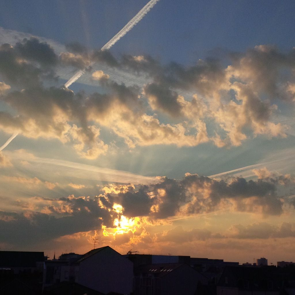 Sunrise du 01/08/2014 - Nantes 07:23 AM - BlackBerry Z30