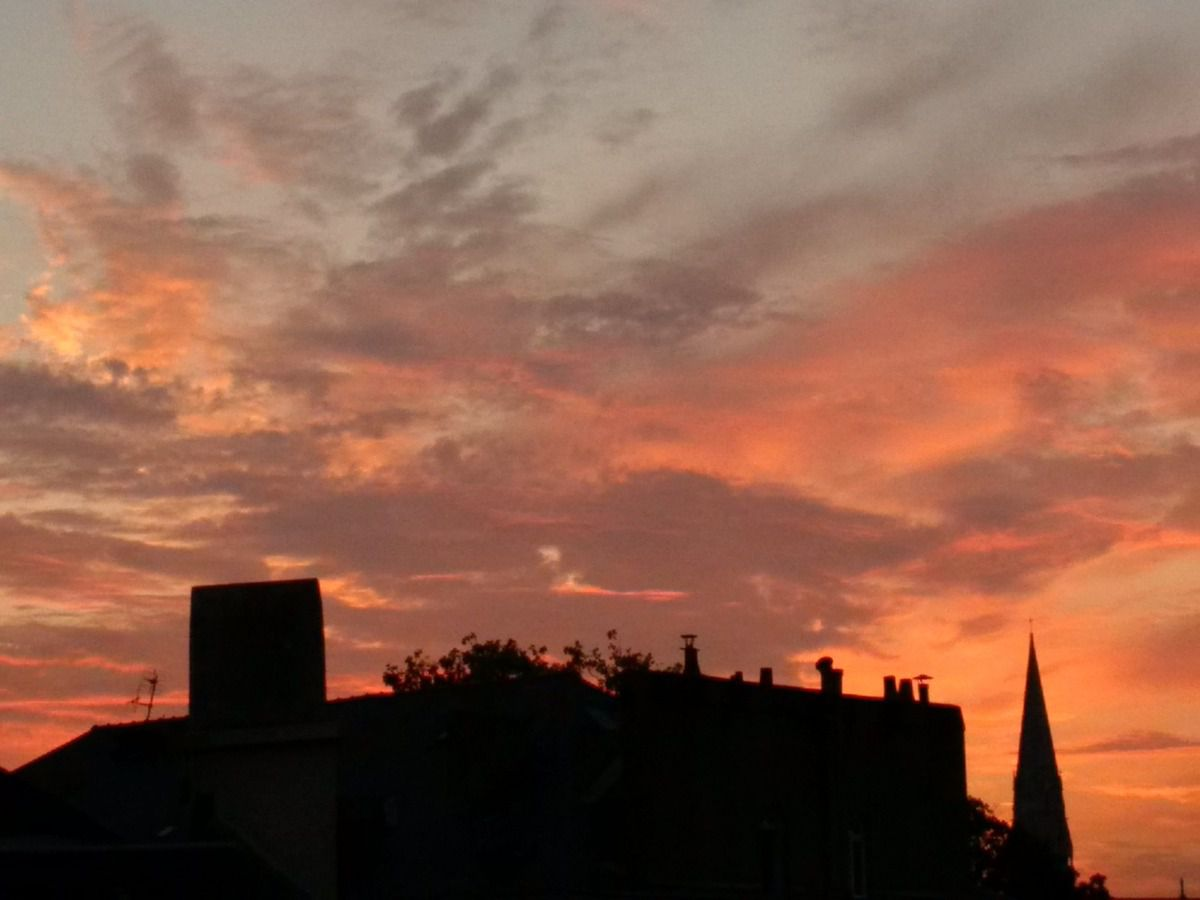 Sunset du 04/09/14 - Nantes 20:46 PM - BlackBerry Z30