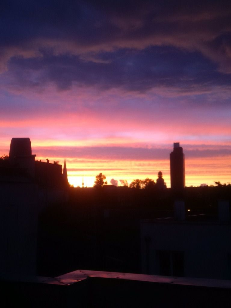 Sunset du 28/08/14 - Nantes Tour de Bretagne 21:05 PM - BlackBerry Z30