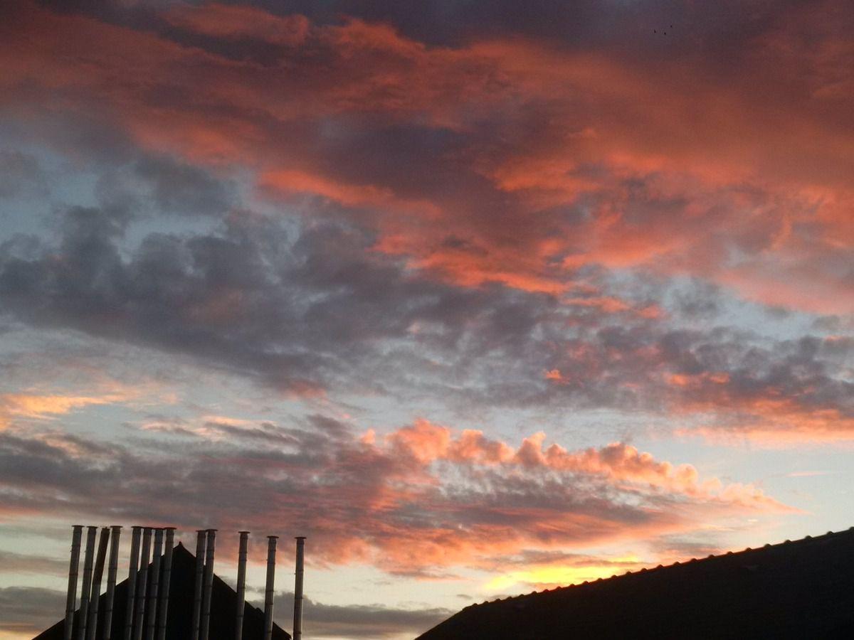Sunset du 17/09/14 - Nantes 20:18 PM - BlackBerry Z30