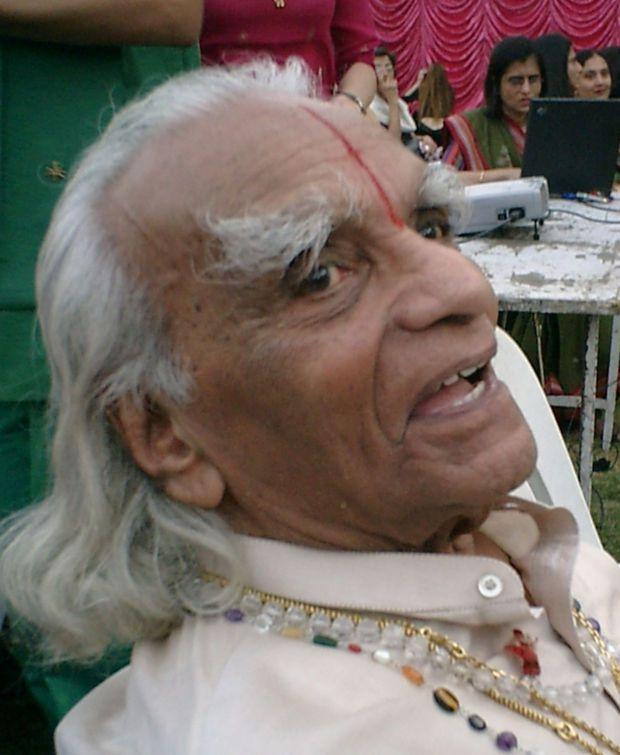 Iyengar, l'envol du Maître.