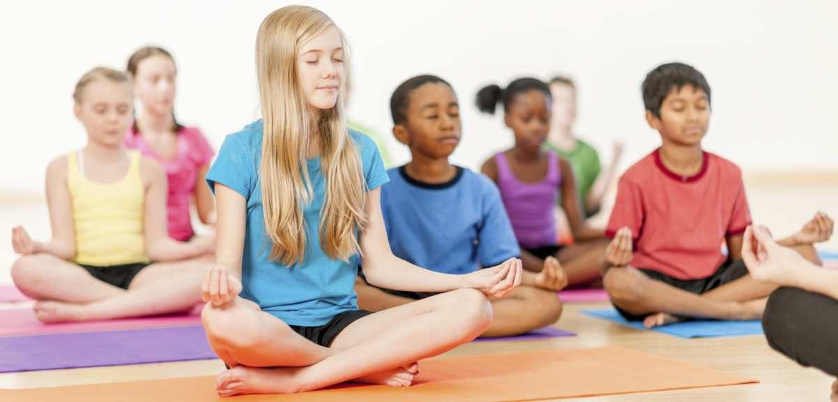 Prochaine animation gratuite: Le yoga pour enfants et ados.