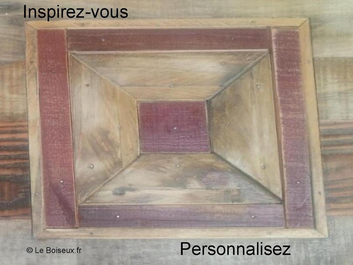Le Boiseux crée meubles d'inspiration et objets du quotidien ouvrés