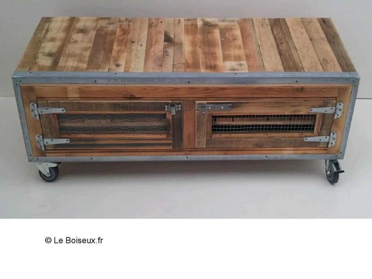 banc tv en palette meilleure inspiration pour vos. Black Bedroom Furniture Sets. Home Design Ideas
