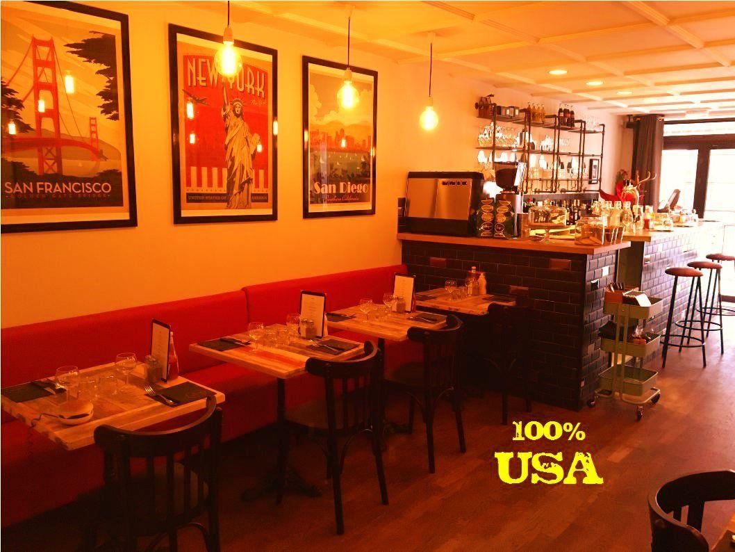 Le Vintage American Bistro propose des spécialités outre-Atlantique, des plats savoureux et copieux, dans un cadre pensé avec goût...