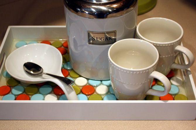 10 manières de recycler… des capsules !