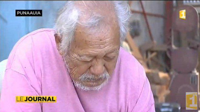 Vidéo : Jean Teuira, artisan récupérateur