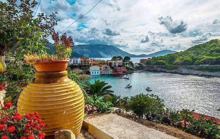 Capri, cieux, Kaputt