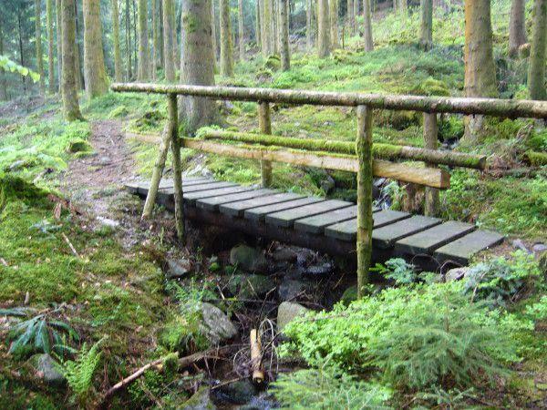 petit pont de bois vosgien pour la communaut un pont entre nous le blog de philae. Black Bedroom Furniture Sets. Home Design Ideas