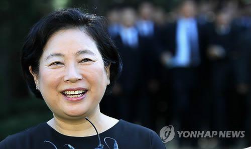 La présidente du groupe sud-coréen Hyundai en visite en RPDC
