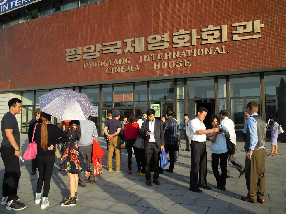 Retour sur le 14eme Festival international du film de Pyongyang