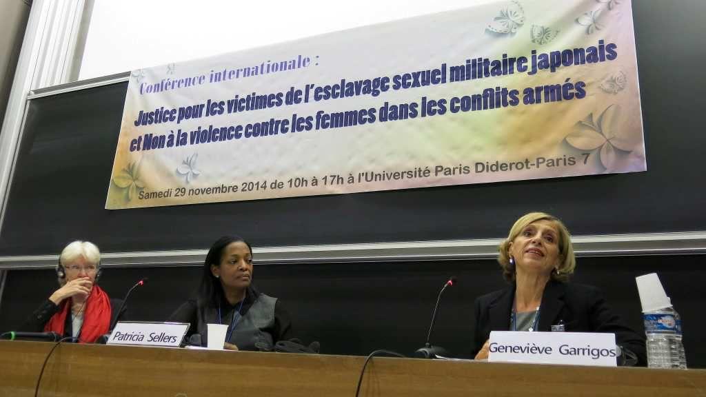Conférence internationale, organisée à l'Université Paris Diderot le 29 novembre 2014